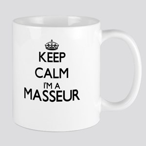 Keep calm I'm a Masseur Mugs