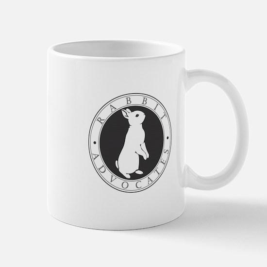 RA logo Mugs