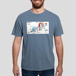 Turbocharger Ash Grey T-Shirt