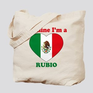Rubio, Valentine's Day Tote Bag