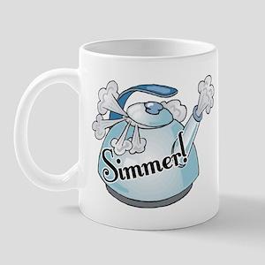 Simmer (Down Now) Mug