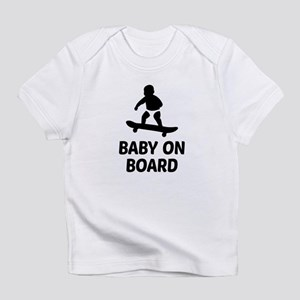 Baby On Board Pun Infant T-Shirt