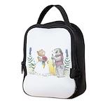 The Wedding of Hamster and Badg Neoprene Lunch Bag