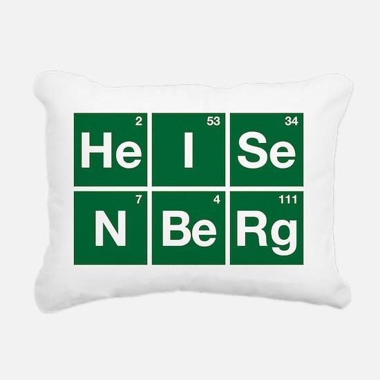 Breaking Bad - Heisenber Rectangular Canvas Pillow