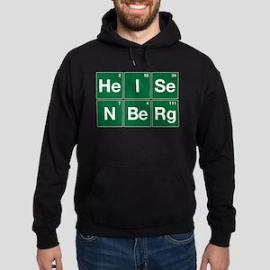 Breaking Bad - Heisenberg Hoodie (dark)