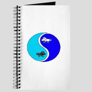 YIN/YANG DOGGIES Journal