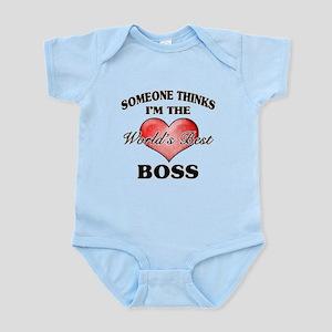 World's Best Boss Body Suit