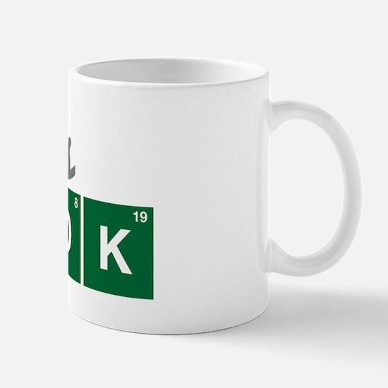 Breaking Bad - Let's Cook Mug