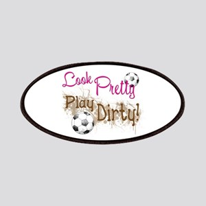 Dirty Soccer Patches