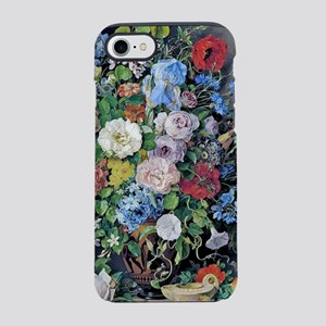 Victorian Garden Floral Niche iPhone 7 Tough Case