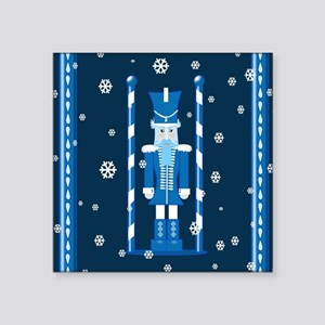 The Nutcracker Blue Sticker