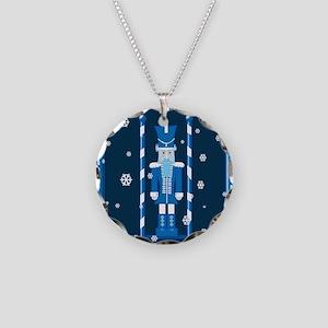 The Nutcracker Blue Necklace