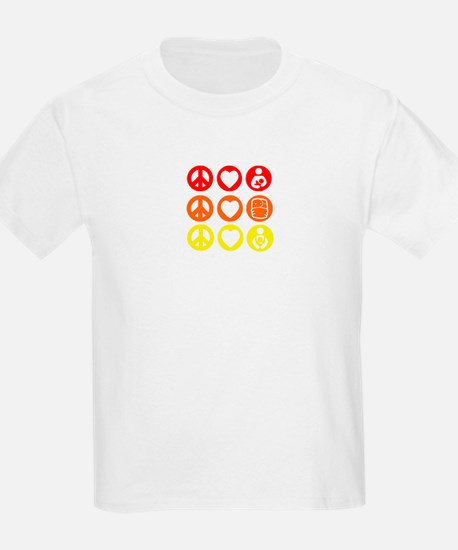 Peace Love and everything! T-Shirt