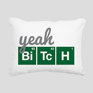 Breaking Bad - Yeah Bitc Rectangular Canvas Pillow