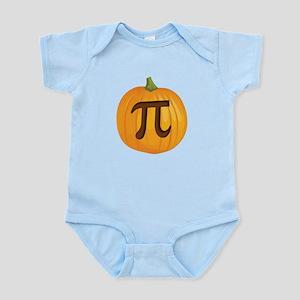 Halloween Pumpkin Pie Pi Body Suit