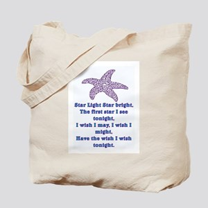 STAR LIGHT - STAR BRIGHT Tote Bag