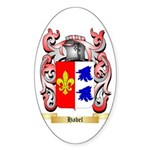 Habel Sticker (Oval 50 pk)
