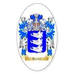 Healey Sticker (Oval)