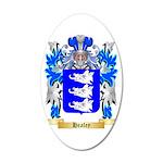 Healey 35x21 Oval Wall Decal