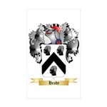 Heady Sticker (Rectangle 10 pk)