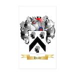 Heady Sticker (Rectangle 50 pk)