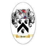 Heady Sticker (Oval 10 pk)