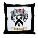 Headon Throw Pillow