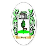 Hazlip Sticker (Oval 10 pk)