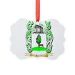 Hazlip Picture Ornament