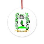 Hazlip Ornament (Round)