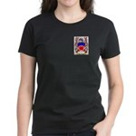 Hazlewood Women's Dark T-Shirt