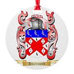 Hazlewood Round Ornament