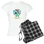 Hazlett Women's Light Pajamas