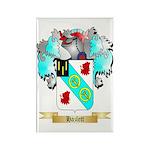 Hazlett Rectangle Magnet (100 pack)