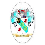 Hazlett Sticker (Oval 10 pk)
