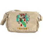 Hazlett Messenger Bag