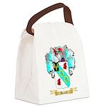 Hazlett Canvas Lunch Bag