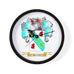 Hazlett Wall Clock