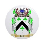 Hazle Ornament (Round)