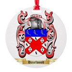 Hazelwood Round Ornament