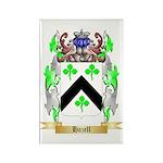 Hazell Rectangle Magnet (100 pack)