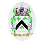 Hazell Ornament (Oval)
