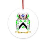 Hazell Ornament (Round)