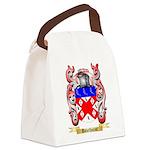 Hazelhurst Canvas Lunch Bag