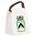 Hazel Canvas Lunch Bag