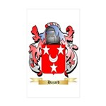 Hazard Sticker (Rectangle 50 pk)