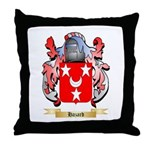 Hazard Throw Pillow