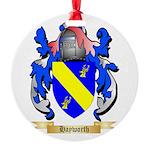 Hayworth Round Ornament