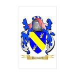Hayworth Sticker (Rectangle)