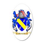 Hayworth 20x12 Oval Wall Decal